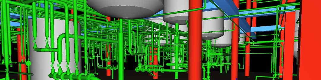 lubrication plant 3d CAD model