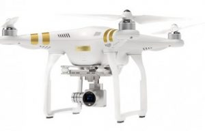 drone for scanning