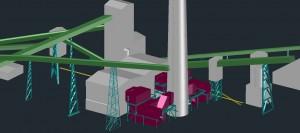 3D Power Plant