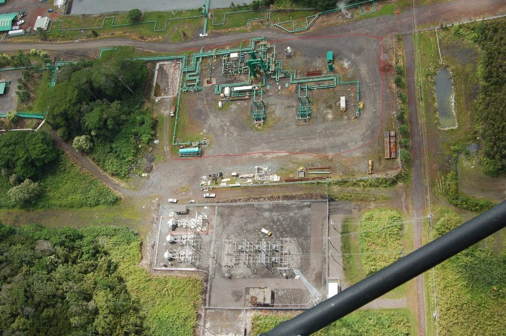 3d scan geothermal plant in hawaii