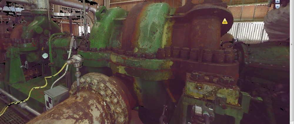 Turbine 3D Scanning Houston