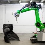 3d printing robot arm