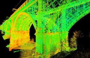 3D Scanning Bridges