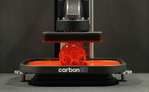 fast 3d printing