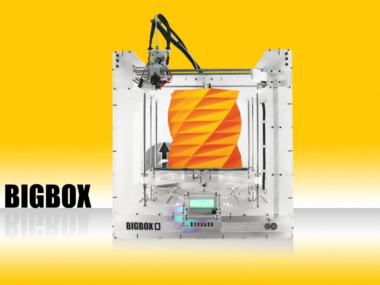 big 3d printer