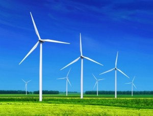 3D Scanning Wind Turbines