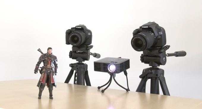 3Digify Scanning