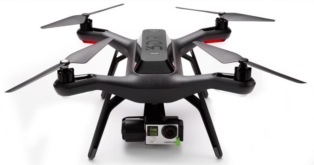 3D Solo Drone