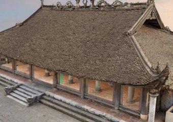 3d scanning historic vietnamese structure