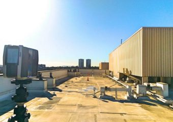scan on roof