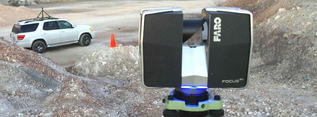 long range 3d scanner