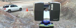 long range 3d scanner