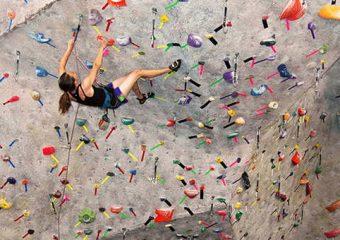 3d scan climbing gym