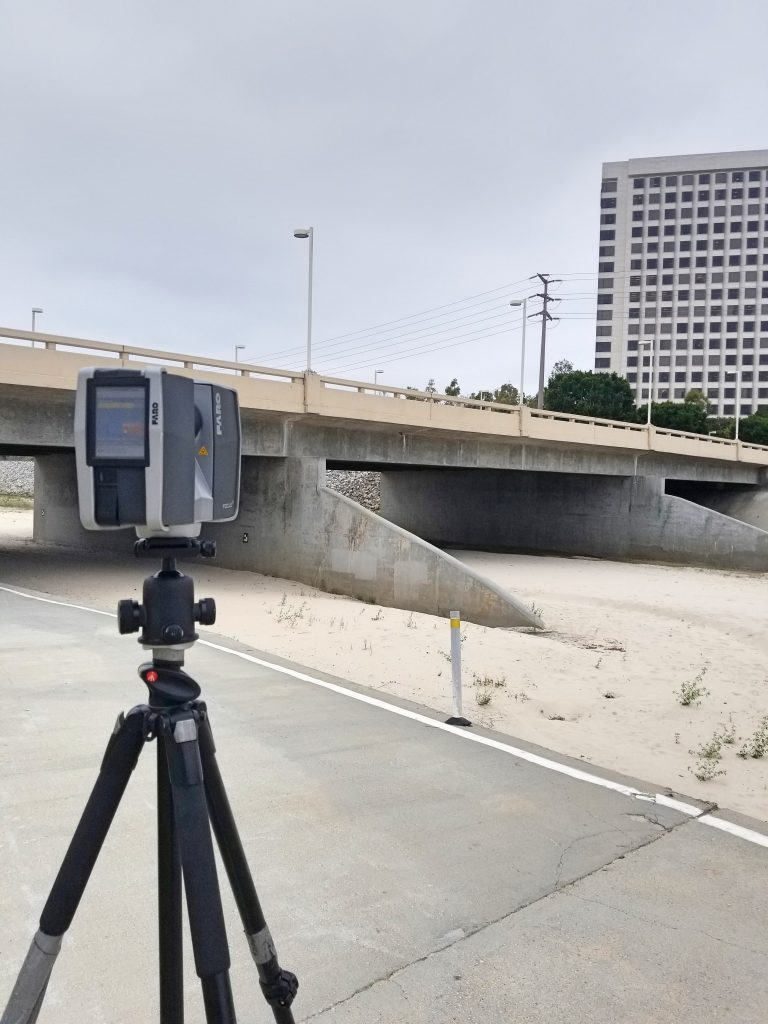 bridge 3d scanning