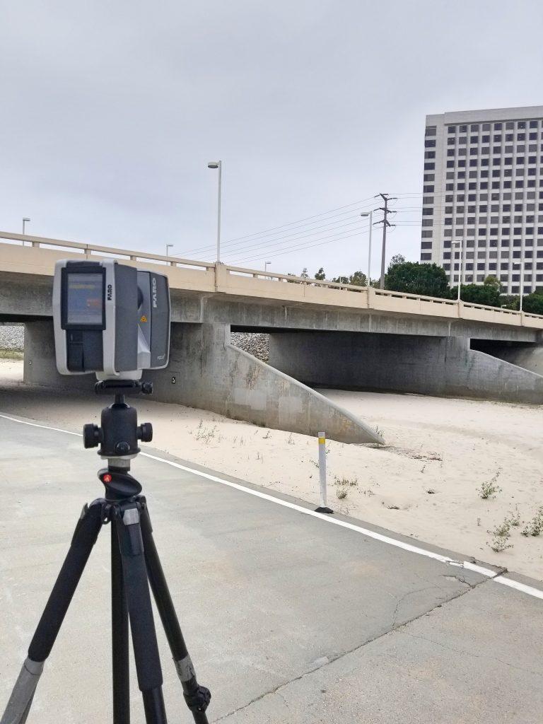 bridge 3d scanning
