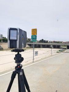3d scan bike path