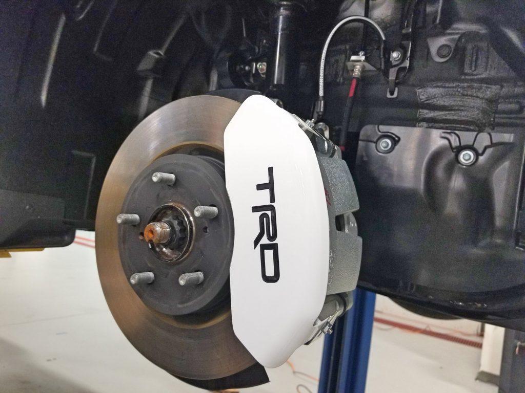 scan brake caliper