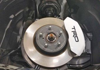 brake 3d scan