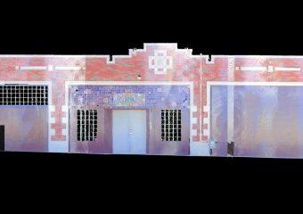 3d scan facade