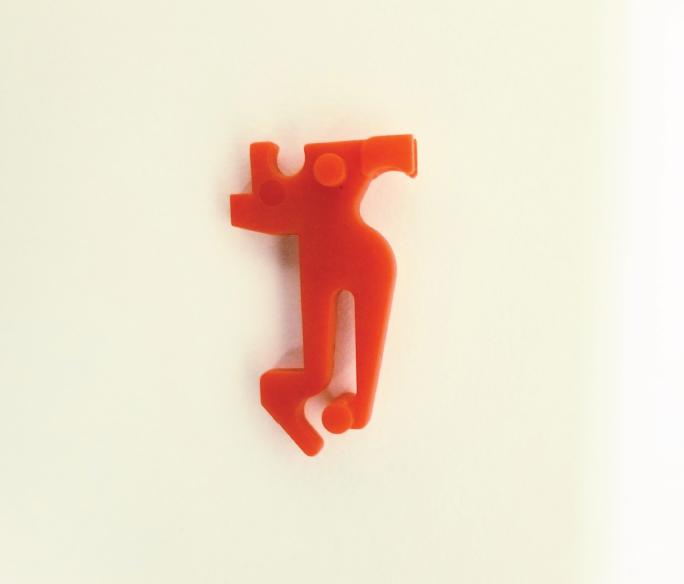 3d printed plastic part