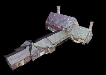 3d scan house exterior