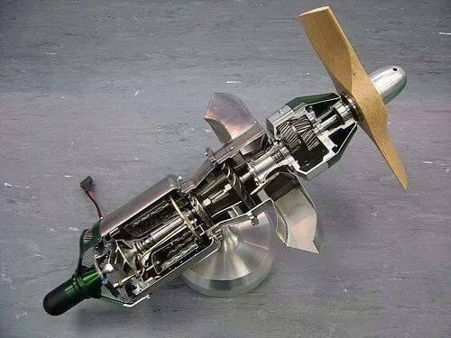 3d scan aircraft engine