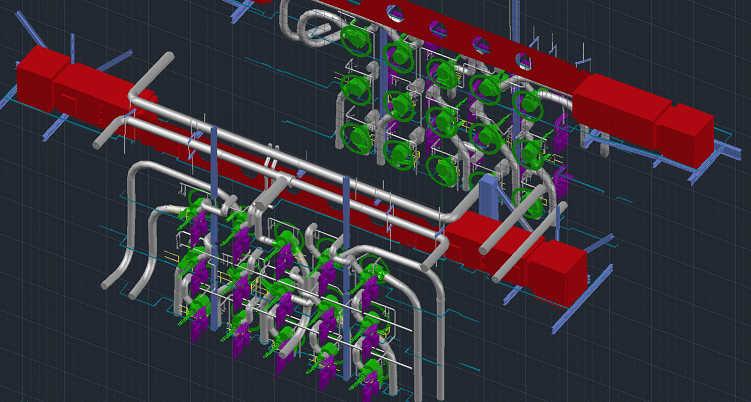 3d scan power plant