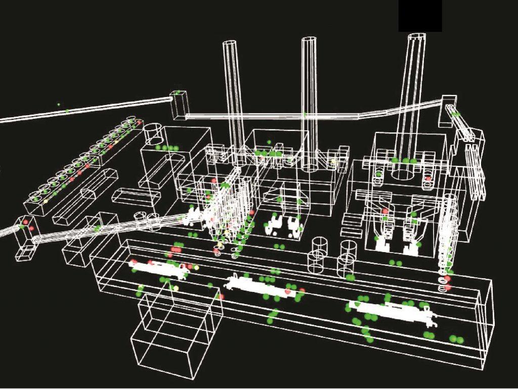 power plant wireframe