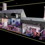 scanning a house