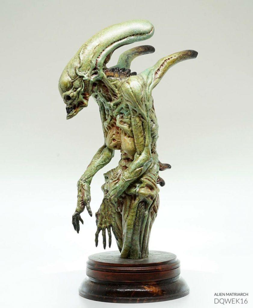 3d printed alien