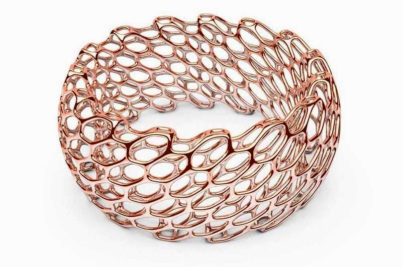 3D Printed Jewelry1