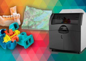 CJP-3D printer
