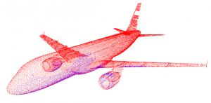 3d scanners aircraft