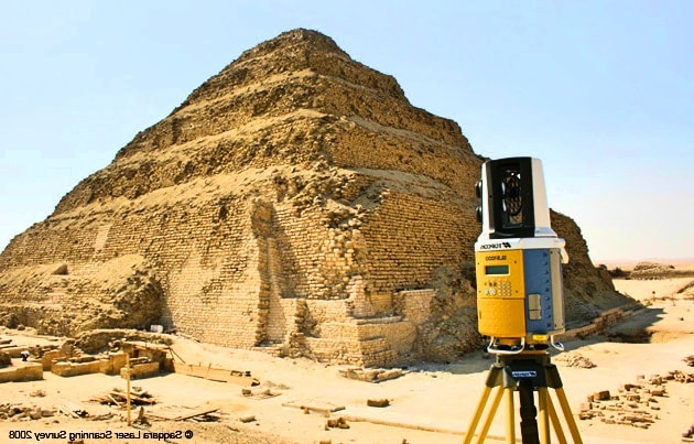 3d scanning archaeology