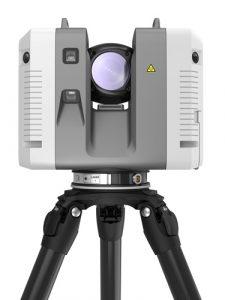 Leica 3D scanner