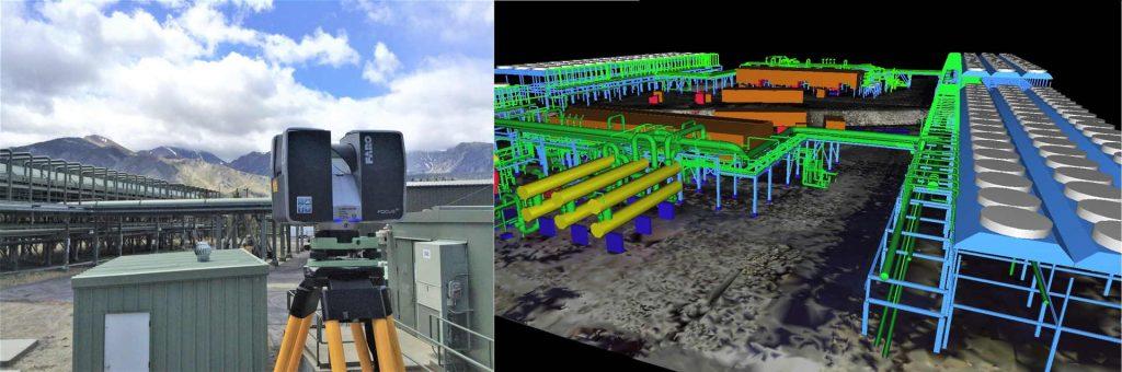 Long Range 3D Scanning
