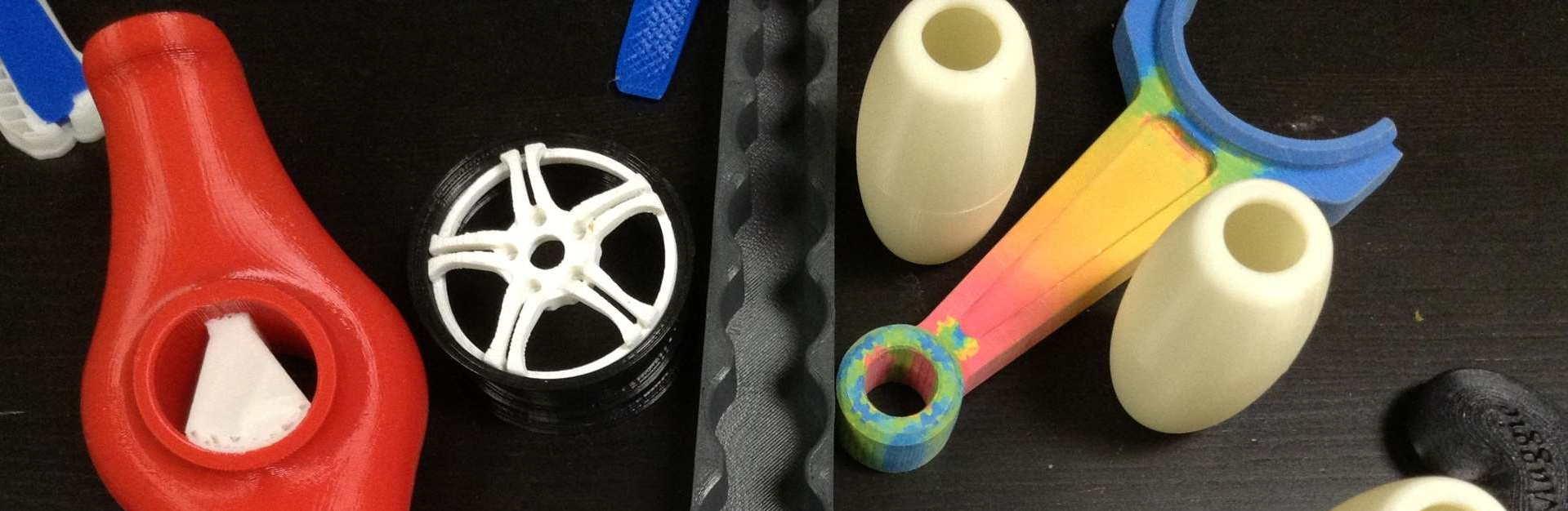 various color parts