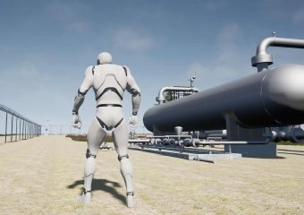 industrial plant VR