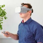 guy with VR headset