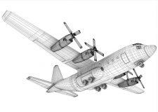aircraft 3d scanning services