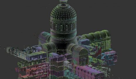 state capitol point cloud