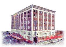 historic building 3d scanning services