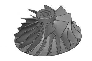 Impeller Wheel
