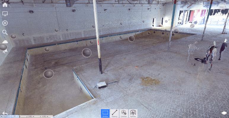 pool scanning
