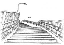 staircase 3d scanning services