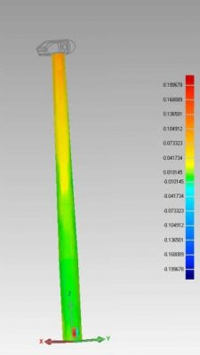 wind turbine 3d scanning